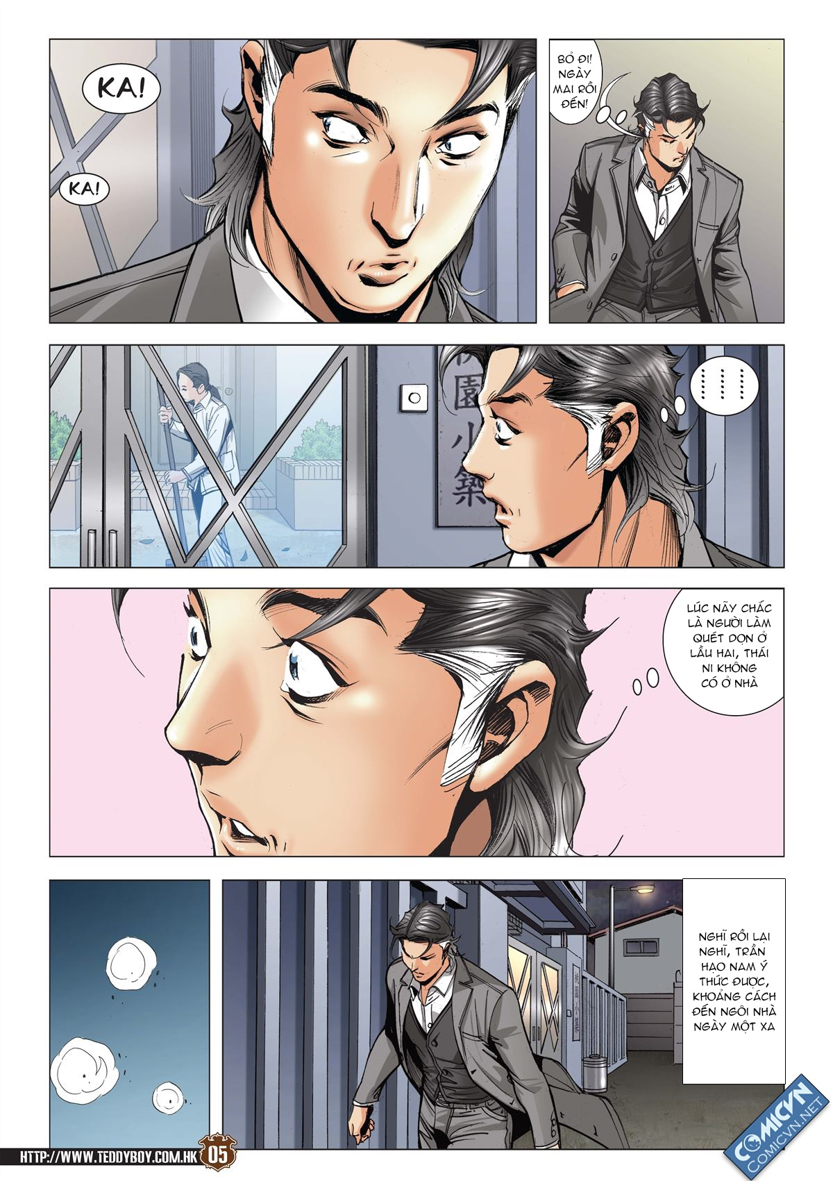 Người Trong Giang Hồ chap 2104 - Trang 5