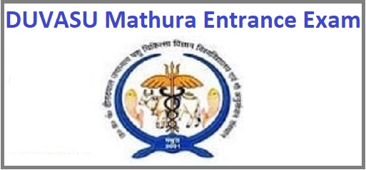 DUVASU Mathura Admission Form 2020