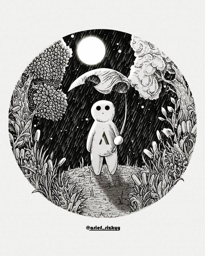 04-Rainy-moonlit-night-Mr-A-www-designstack-co