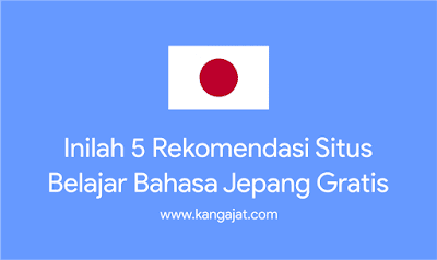 pelatihan bahasa jepang gratis
