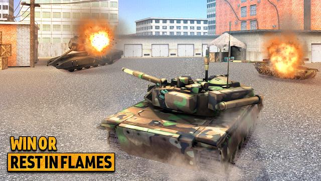 تحميل لعبة حرب الدبابات Iron Tank Assault كاملة للاندرويد اخر تحديث