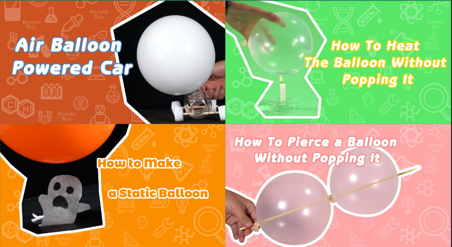 Best Balloon Science Experiments for Kids