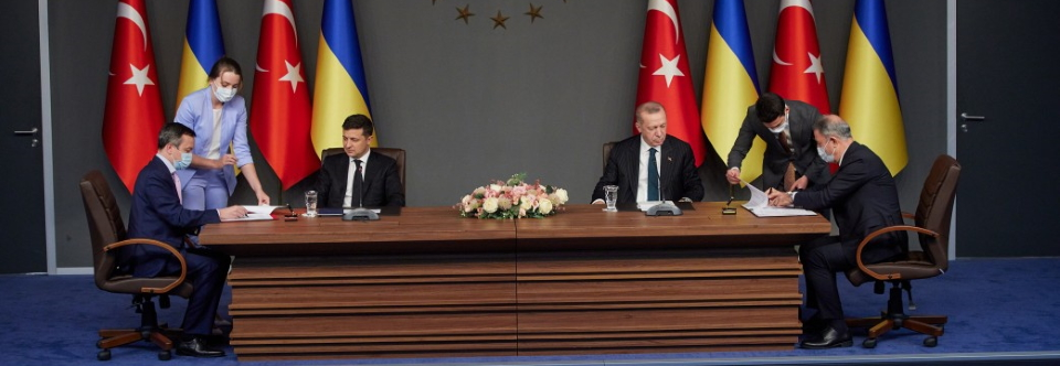 Україна і Туреччина разом будуватимуть кораблі, БпЛА, турбіни і обмінюватимуться розвідувальною інформацією