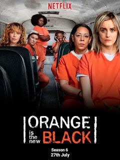 Orange Is the New Black S06 Hindi Complete Download 720p WEBRip
