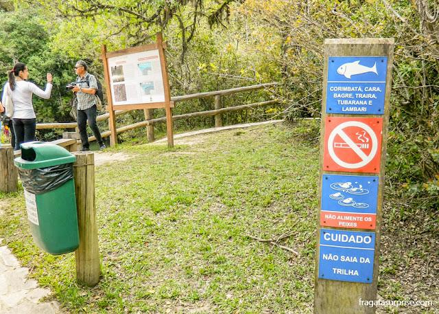 Parque Estadual de Vila Velha, Paraná