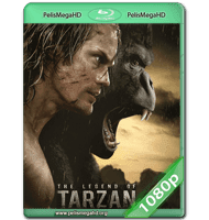 LA LEYENDA DE TARZÁN (2016) WEB-DL 1080P HD MKV ESPAÑOL LATINO