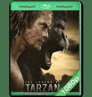 LA LEYENDA DE TARZÁN (2016) HDRIP 1080P HD MKV INGLÉS SUBTITULADO