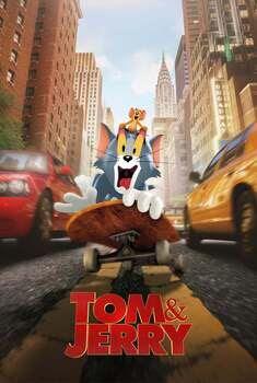 Tom & Jerry: O Filme Torrent – WEB-DL 720p/1080p Dual Áudio