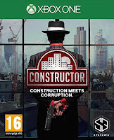 Constructor 2017 Game Cover Xbox One