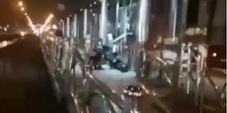 Penderita Corona di Iran Berjatuhan di Jalanan, Mirip Wuhan