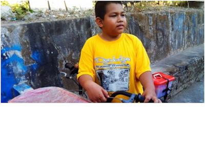 Pembisnis muda Indonesia Rizal Fadillah