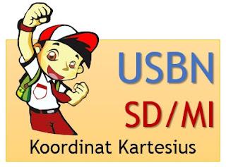 Latihan Soal USBN SD: Koordinat Kartesius
