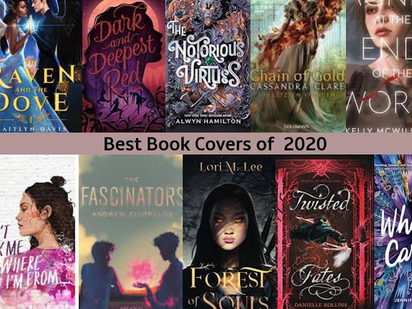 TTT: Best Book Covers of 2020 Part 1