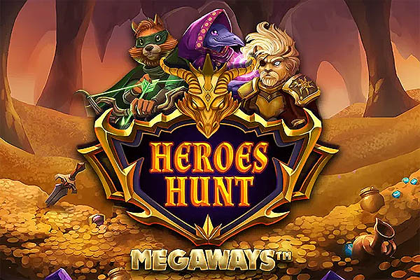 Main Gratis Slot Demo Heroes Hunt Megaways (Relax Gaming)