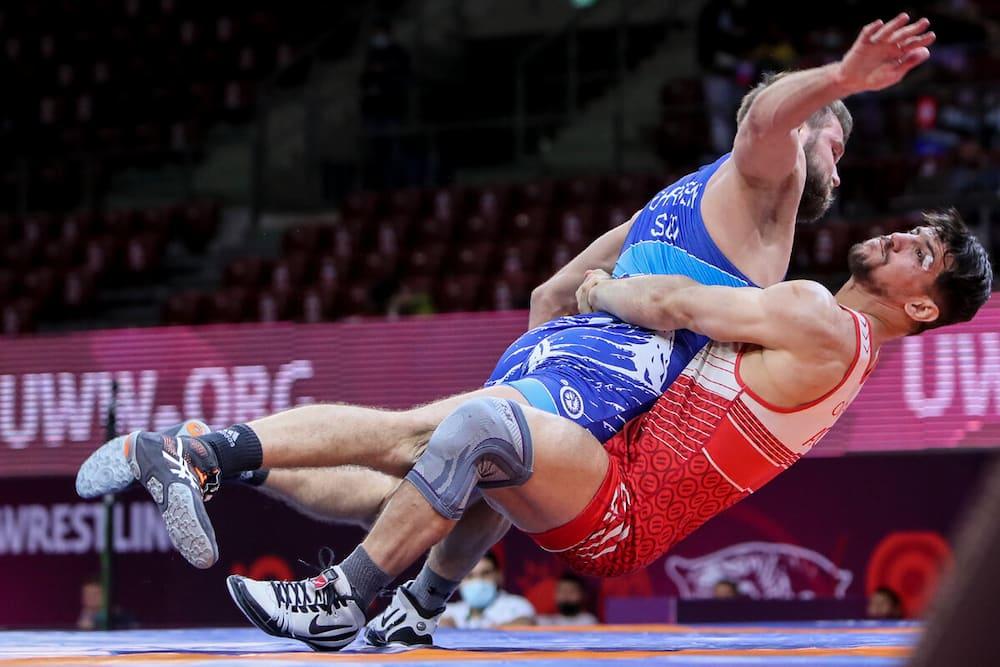 الدورة العالمية للمصارعة: أوكالي عبد الكريم يفشل في التأهل إلى أولمبياد طوكيو