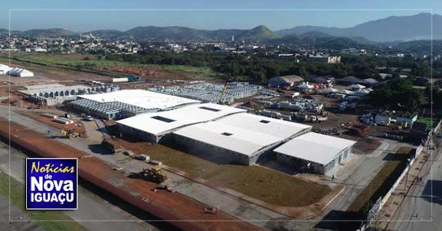 Rio de Janeiro desiste de 2 hospitais de campanha após atrasos e investigações