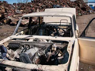 Car Junkyard Escape - juegos de escape