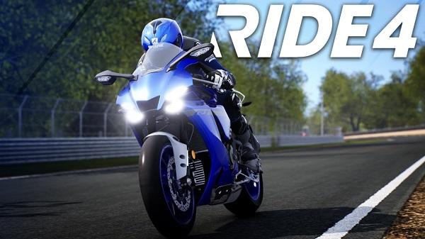 Ride 4 Gameplay