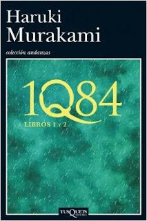 1Q84 1, Haruki Murakami