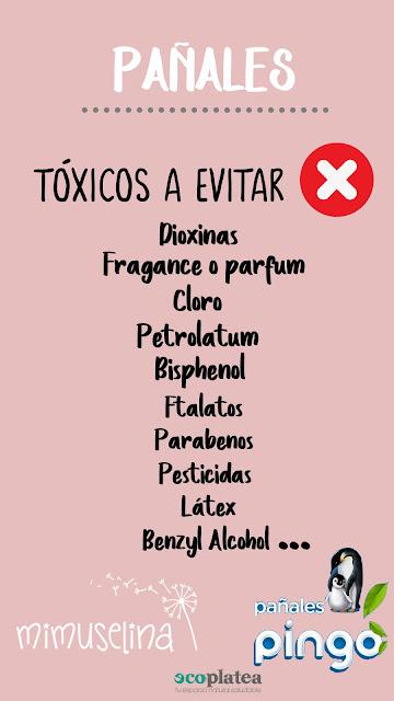 a8f5aec87 Elementos tóxicos en los pañales. Ojo a estos ingredientes.