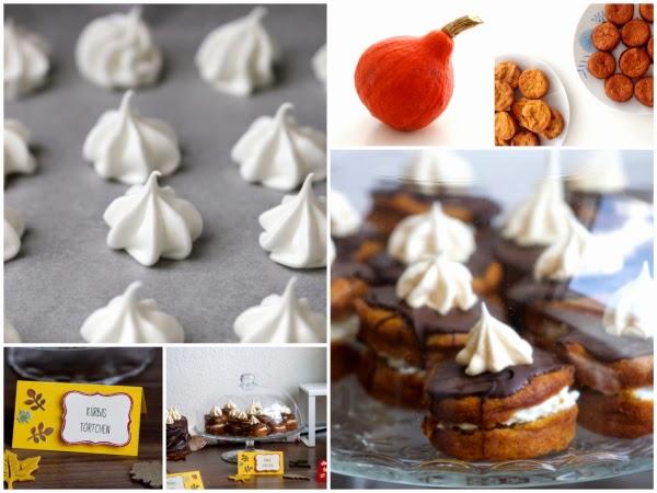 Maronen Torte Süßkartoffeln Kürbis Herbst Herbstfeierei Fleurcoquet