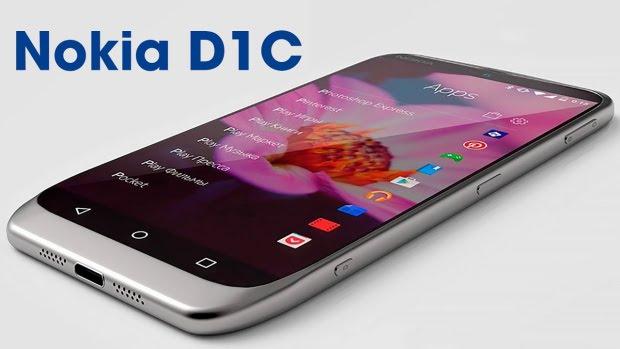 Harga Nokia D1C di Indonesia