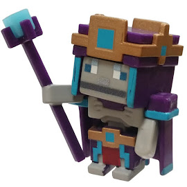 Minecraft Skeleton Necromancer Series 20 Figure