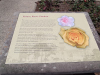The Palace Rose Garden - Royal Botanic Garden, Sydney, Australia