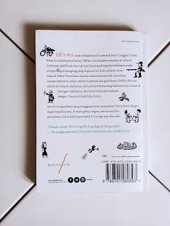 Deskripsi Orang-orang Oetimu Sebuah Novel