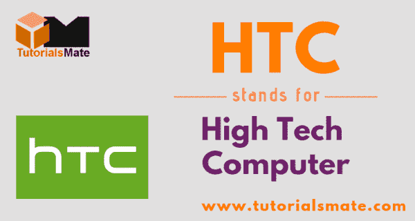 HTC Full Form