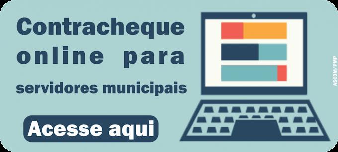 Servidores municipais de Umbuzeiro já podem acessar seus contracheques através do Site