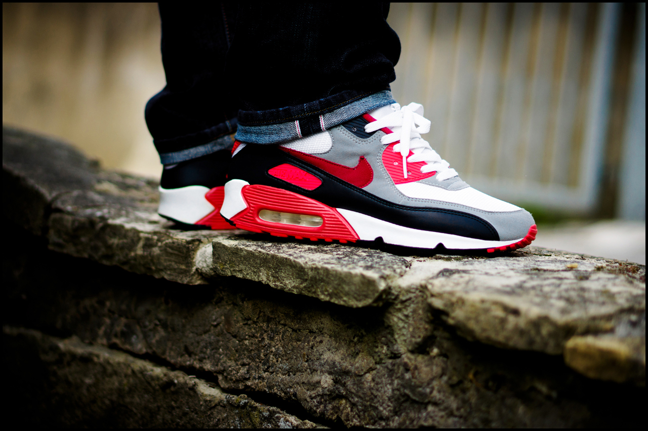 newest 84bd9 09f45 nike air max 90 EX ID