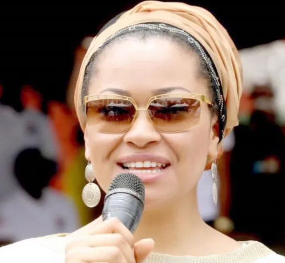 Yahaya Bello ordered my assassination- says Natasha Akpoti