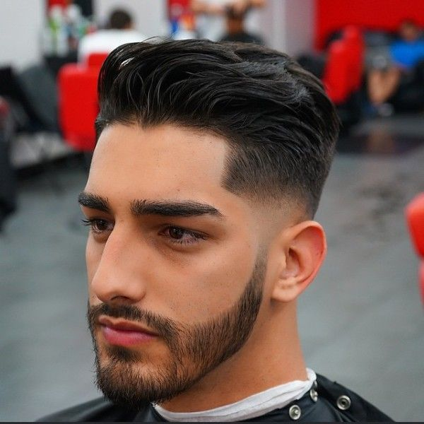 Faded Haircuts For Men The Haircut Web