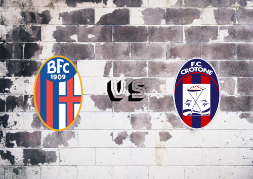 Bologna vs Crotone  Resumen