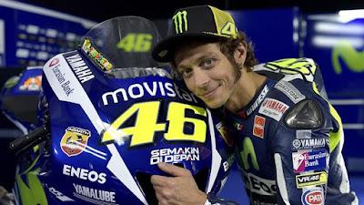 Star Dari Nomor Tiga Apa Yang Bisa Dilakukan Valentino Rossi Di MotoGp Amerika Serikat 2016