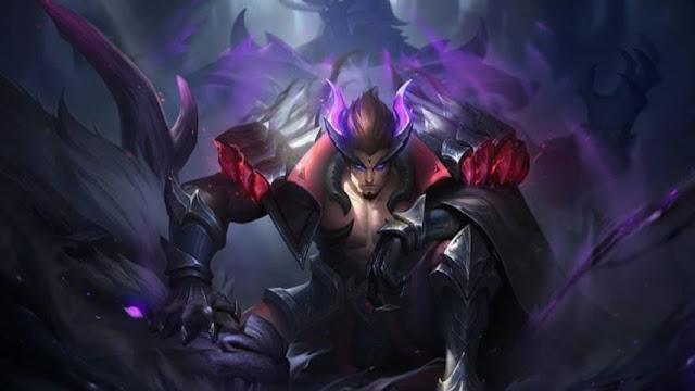 Hero terbaik Mobile Legends Yu Zhong