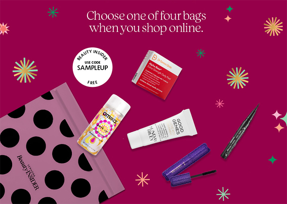 Sephora Sample Bags Holiday 2020 Cyber Monday Black Friday Deals