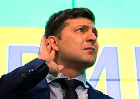 Az ukrán elnök pártjának biztosan meglesz a többsége a parlamentben