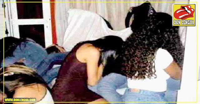 19 niñas venezolanas rescatadas en un prostíbulo de Trinidad y Tobago