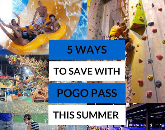 5 Ways to Save with the AZ Pogo Pass this Summer