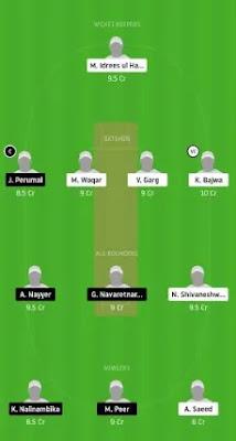 OLCC vs SGCC Dream11 team prediction