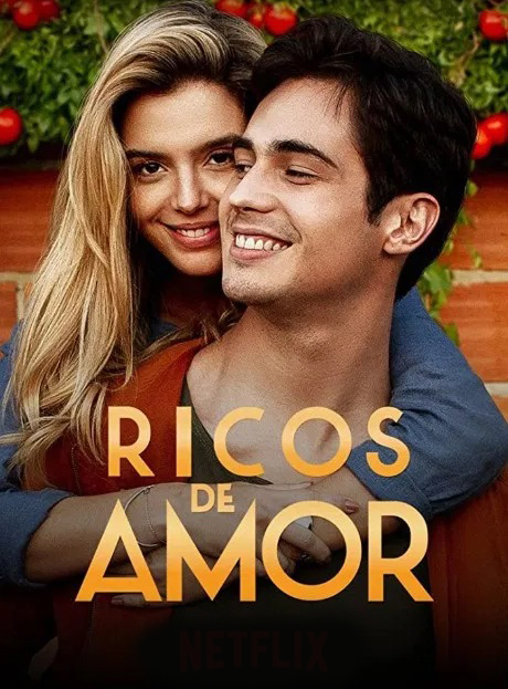 Rich in Love [2020] [CUSTOM HD] [DVDR] [NTSC] [Latino]