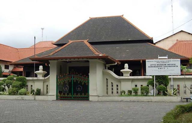 Wisata Sejarang Museum Sonobudoyo Yogyakarta
