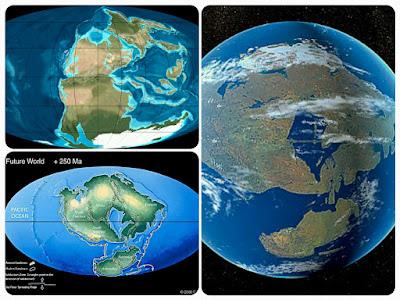 Формирование Земли. Как изменится наша планета в будущем?