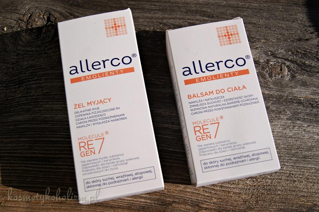 allerco® - troskliwie dba o delikatną skórę | Emolienty dla dzieci