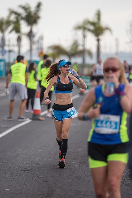 Maraton Lanzarote - Runner - Maria Mainez - runnergirl
