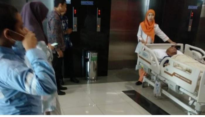 Beredar Foto Muhadjir Effendy Tergolek di Ranjang RS, Kemenko PMK: Bukan Corona, Ada Operasi Kecil