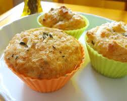 Muffins de Legumes Low Carb