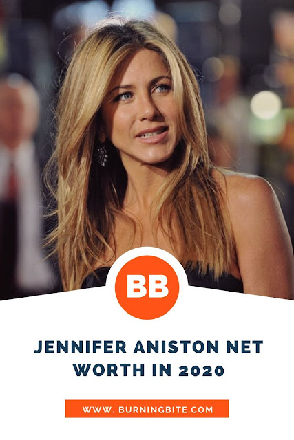 Jennifer Aniston Net worth in 2020